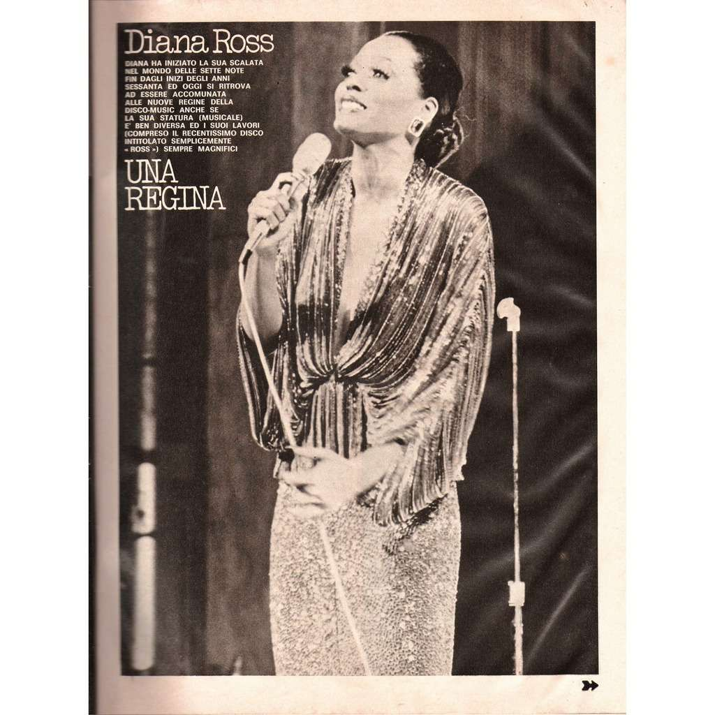 Ciao 2001 (03.12.1978) (italian 1978 music magazine) by Diana Ross ... b7d408f384