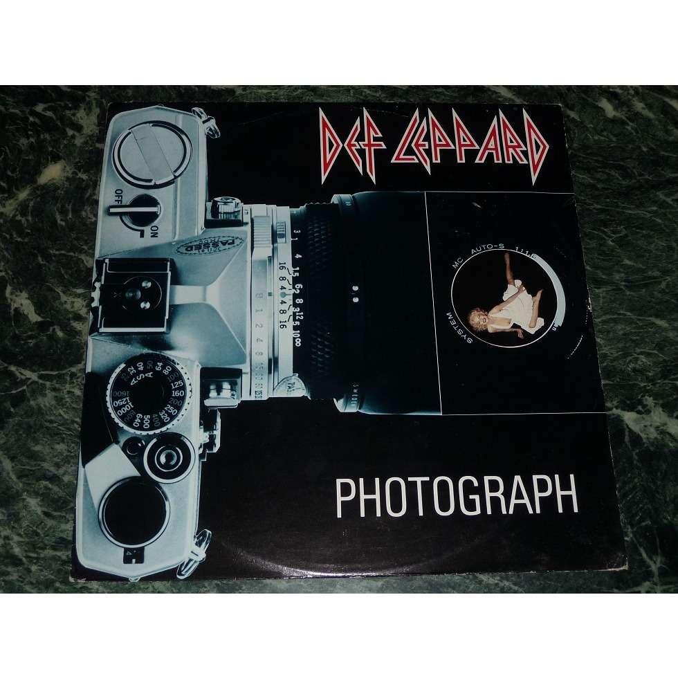 Def Leppard Photograph