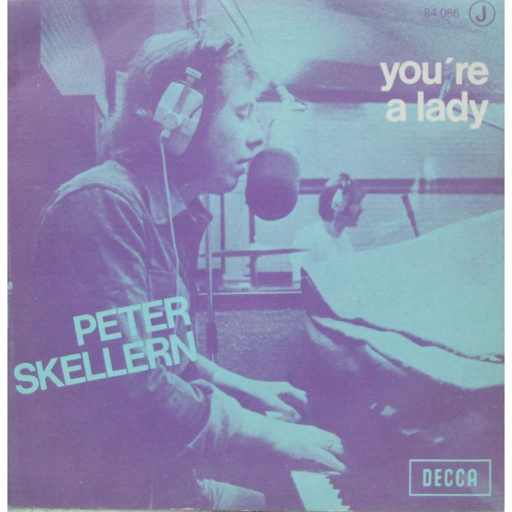 peter skellern you re a lady