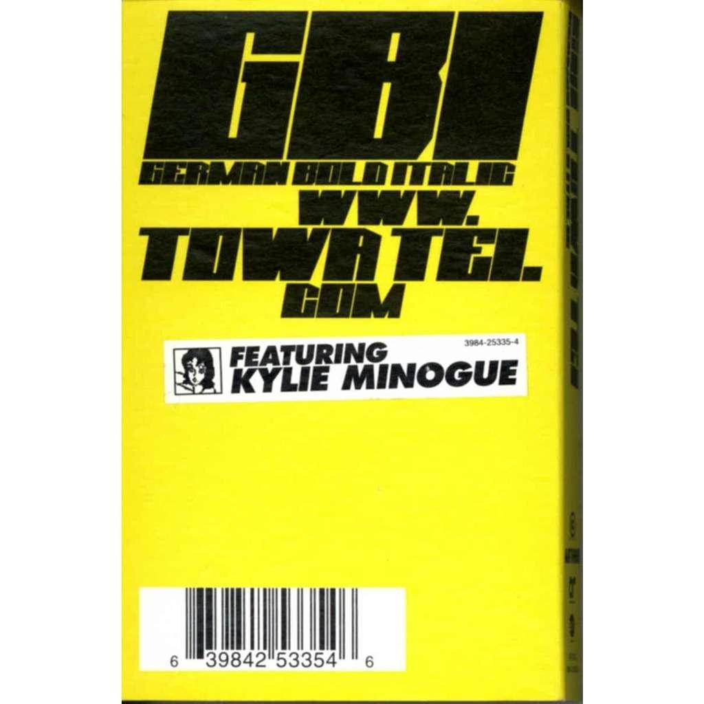 TOWA TEI FEATURING KYLIE MINOGUE GBI (GERMAN BOLD ITALIC)