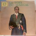 V--A FEAT. LEOPOLD SEDAR SENGHOR, SERIGNE N'DIAYE, - La voix du S'ene'gal - LP x 2