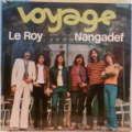VOYAGE - Le roy / Nangadef - 7inch (SP)