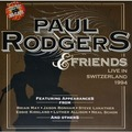 PAUL RODGERS - Paul Rodgers & Friends - Live In Switzerland 1994 (2XLP) LTD EDIT GATEFOLD POCH -U.K - 33T x 2