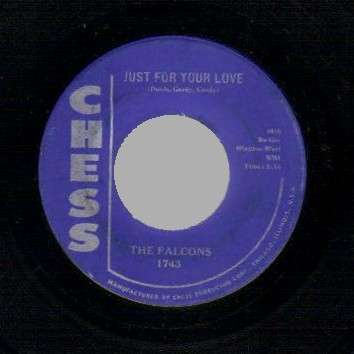 The Falcons This Heart of Mine / Just For Your Love