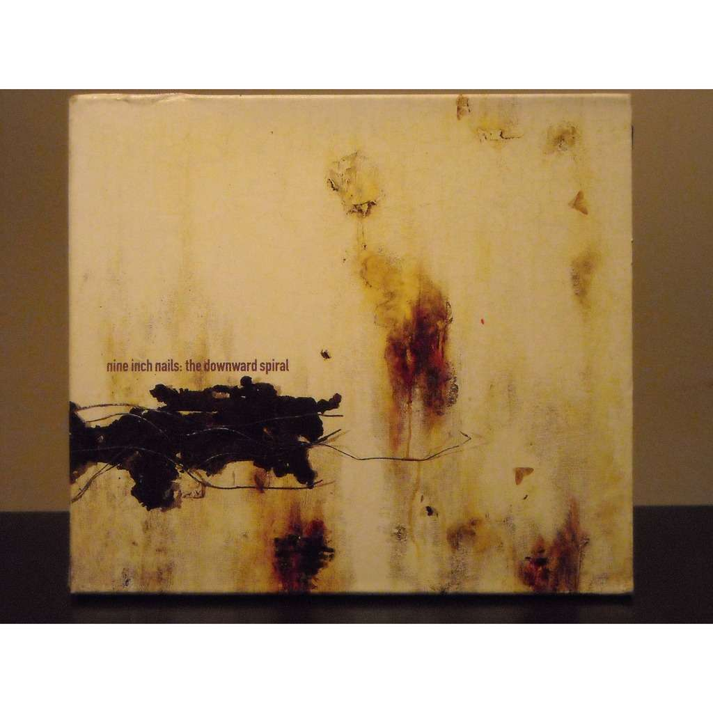 The downward spiral (slipcase) by Nine Inch Nails, CD with aizenmyo ...