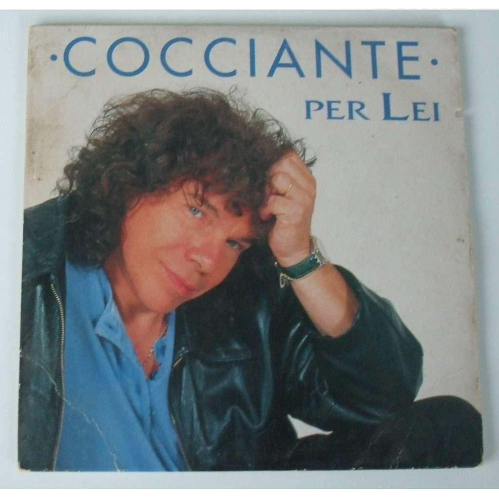 Per lei de richard cocciante cds chez dom88 ref 117975016 - Richard cocciante album coup de soleil ...
