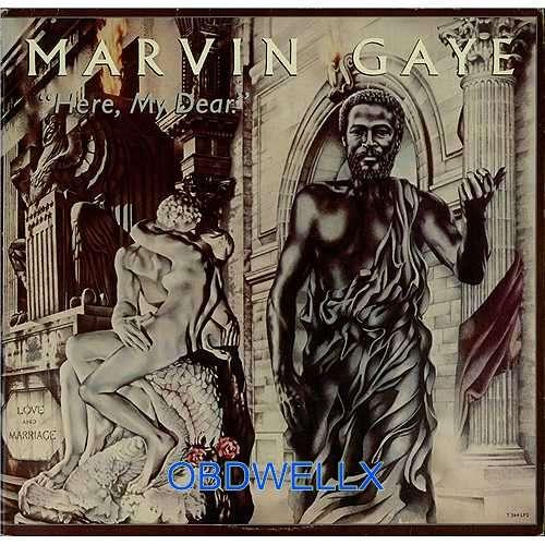 GAYE Marvin Here, my dear