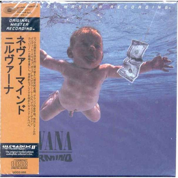 an analysis of the symbolism of nirvanas nevermind album cover Originally, kurt wanted to name the album sheep as it was aninside joke directed towards the people expected to buy the albumlater, he decided on the name nevermind as it was a metaphor forhis attitude about life, and because it was grammaticallyincorrect.