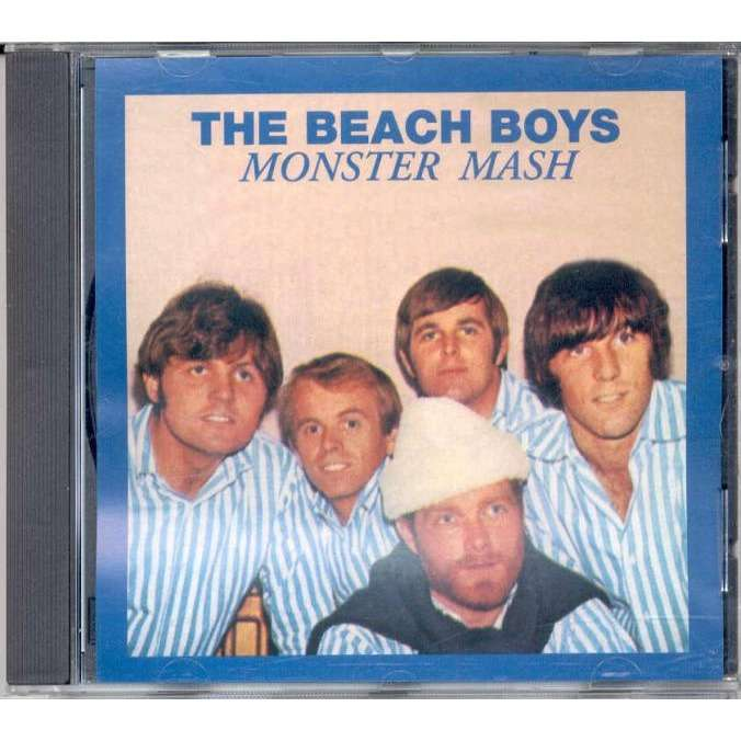 Beach Boys Monster Mash Live In Santa Monica 15 08 1965