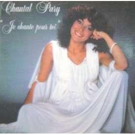 Chantal Pary Je chante pour toi