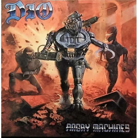 Dio Angry Machines (lp)