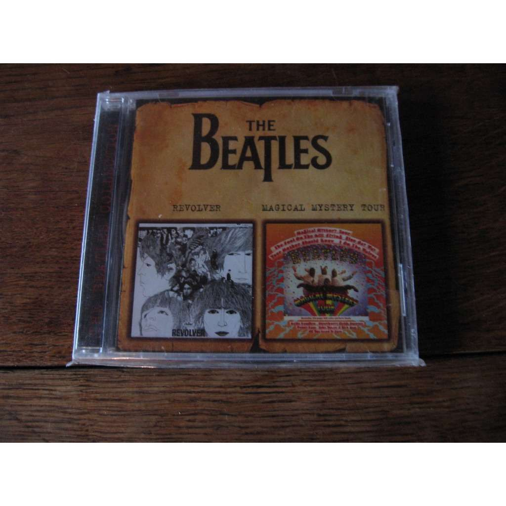the beatles Revolver / Magical mistery tour