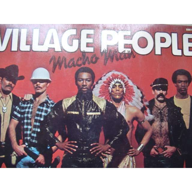 village people macho man , key west + meddley