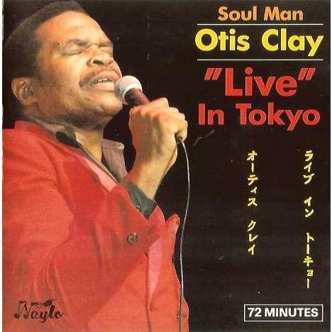 Otis Clay Live' in Tokyo