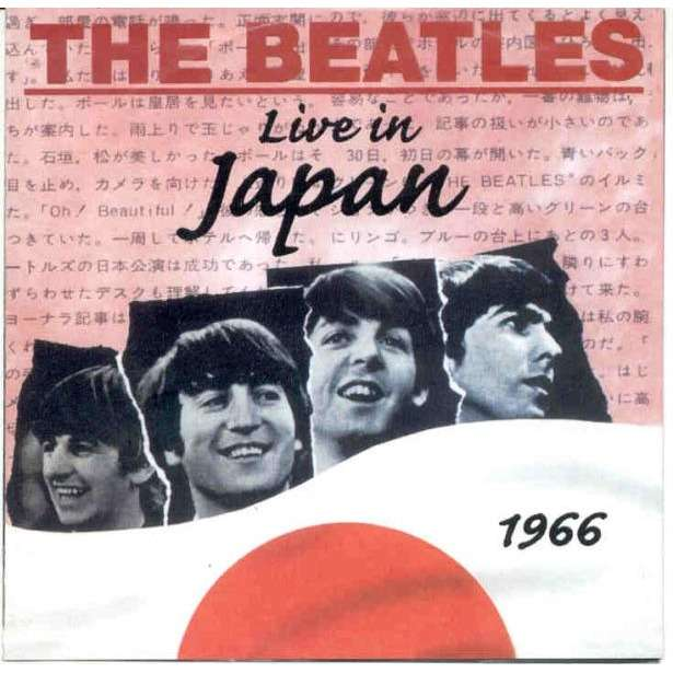 Live In Japan 1966 30 June Amp 1 July 1966 By Beatles Cd
