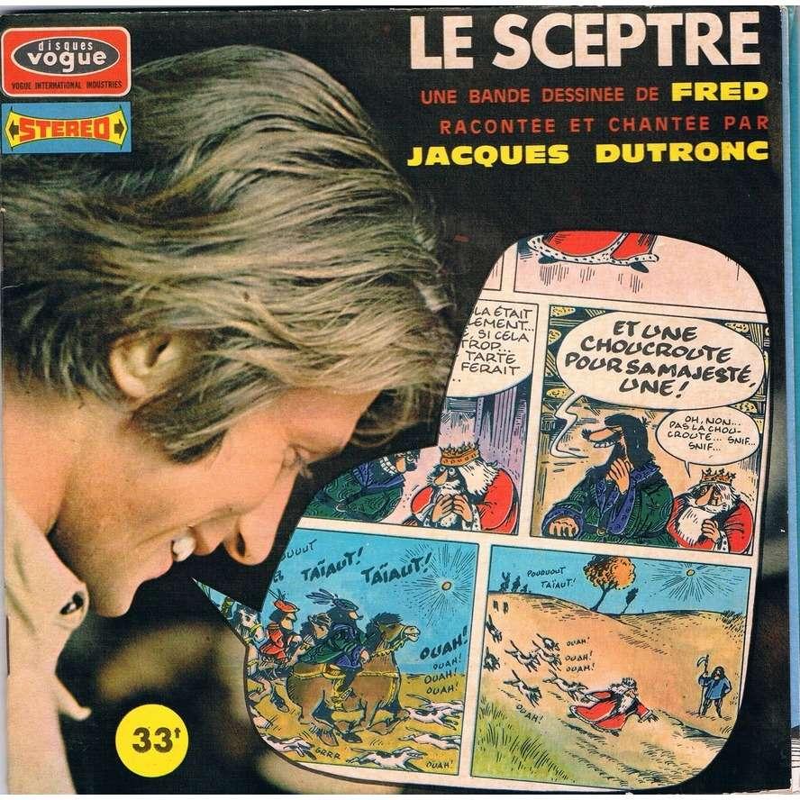 Le Sceptre By Jacques Dutronc Fred Mini Lp With Capricordes Ref