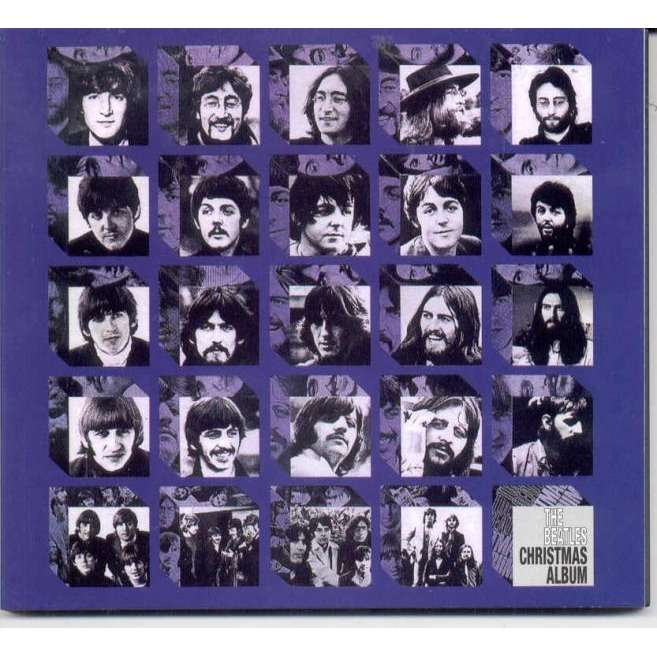 The Beatles Christmas Album The Official Beatles And