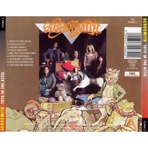 Aerosmith Toys 115