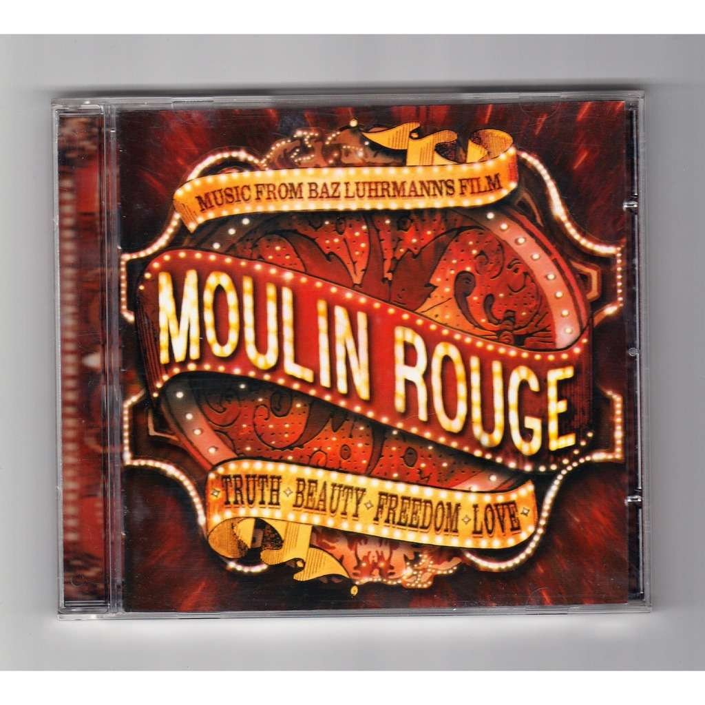 moulin rouge cd