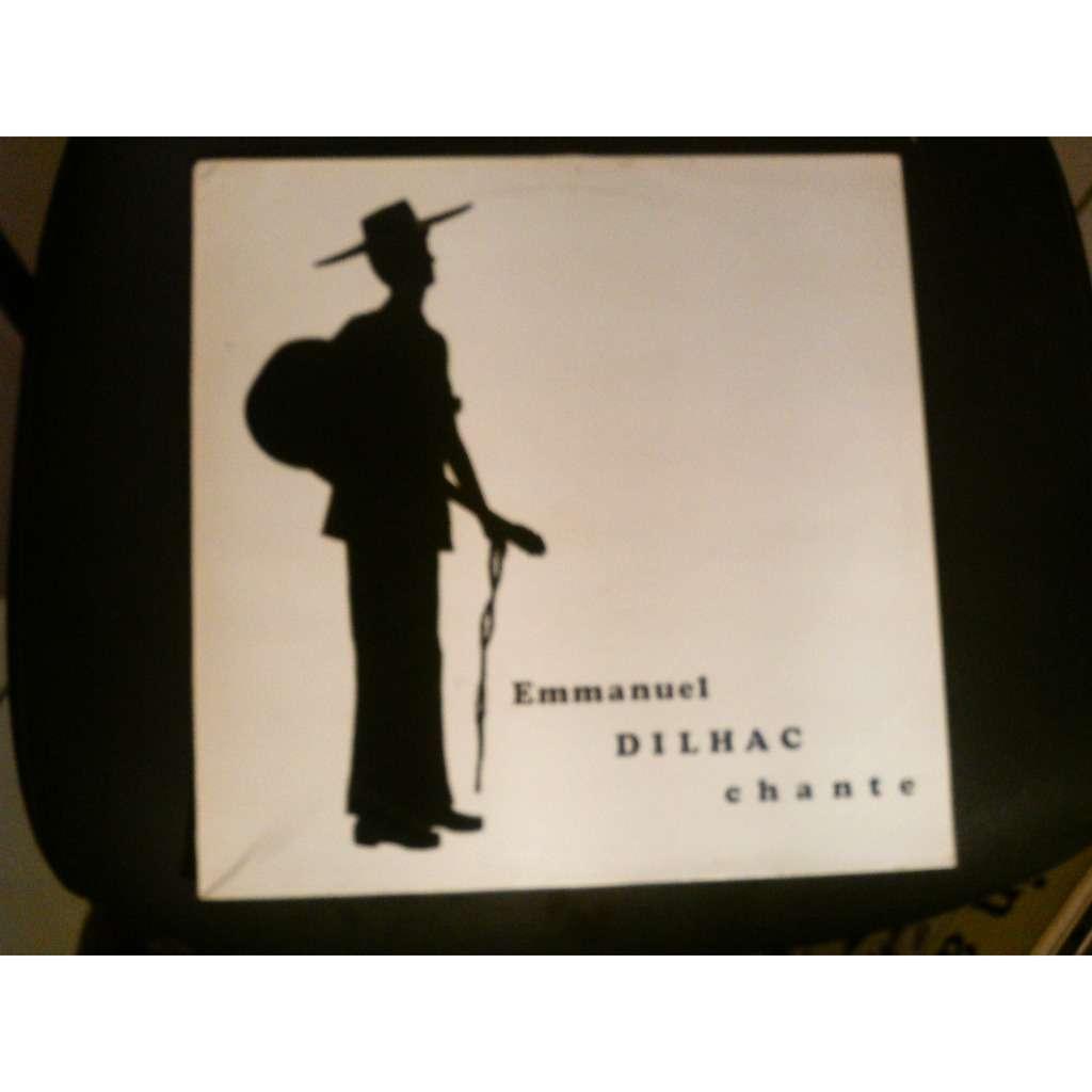 Emmanuel Dilhac Chante