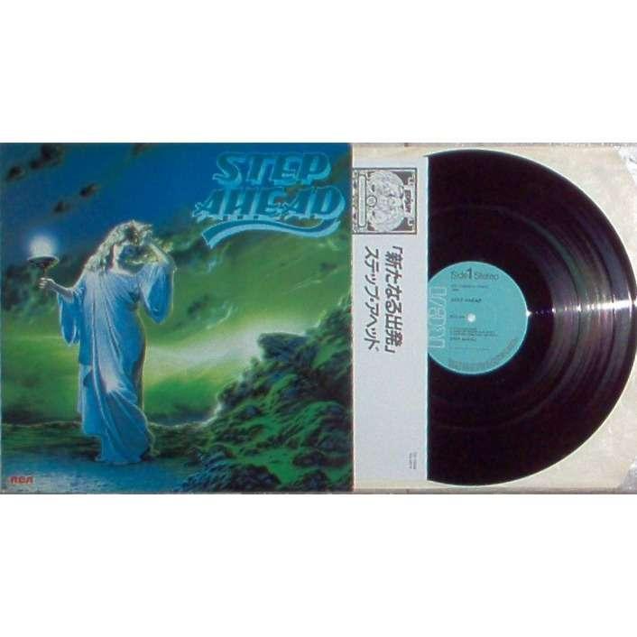 Step Ahead Step Ahead (Japan 1987 8-trk LP gf ps+insert)