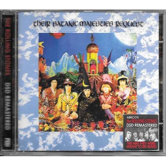 Their Satanic Majesties Request Dsd Remastered By The