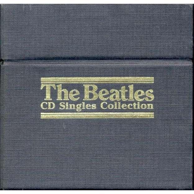 Beatles CD Singles Collection (UK Ltd 22 CDsingle Box set)