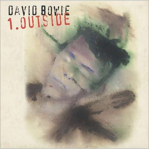 David Bowie 1. Outside - The Nathan Adler Diaries : A Hyper Cycle