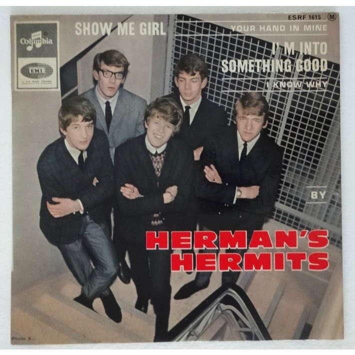HERMAN'S HERMITS SHOW ME GIRL