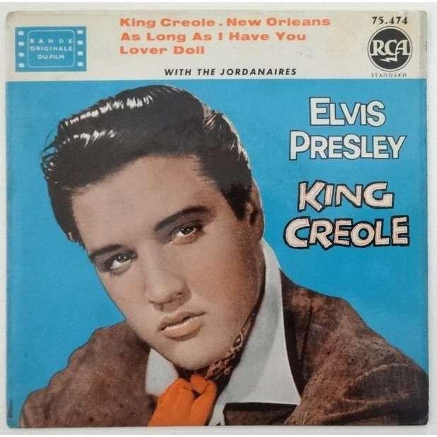 ELVIS PRESLEY KING CREOLE