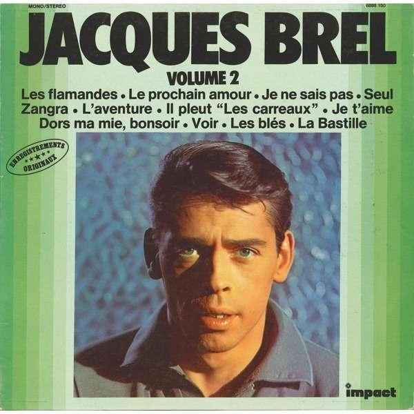 jacques brel volume 2