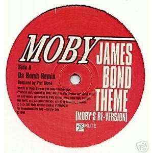 moby james bond theme