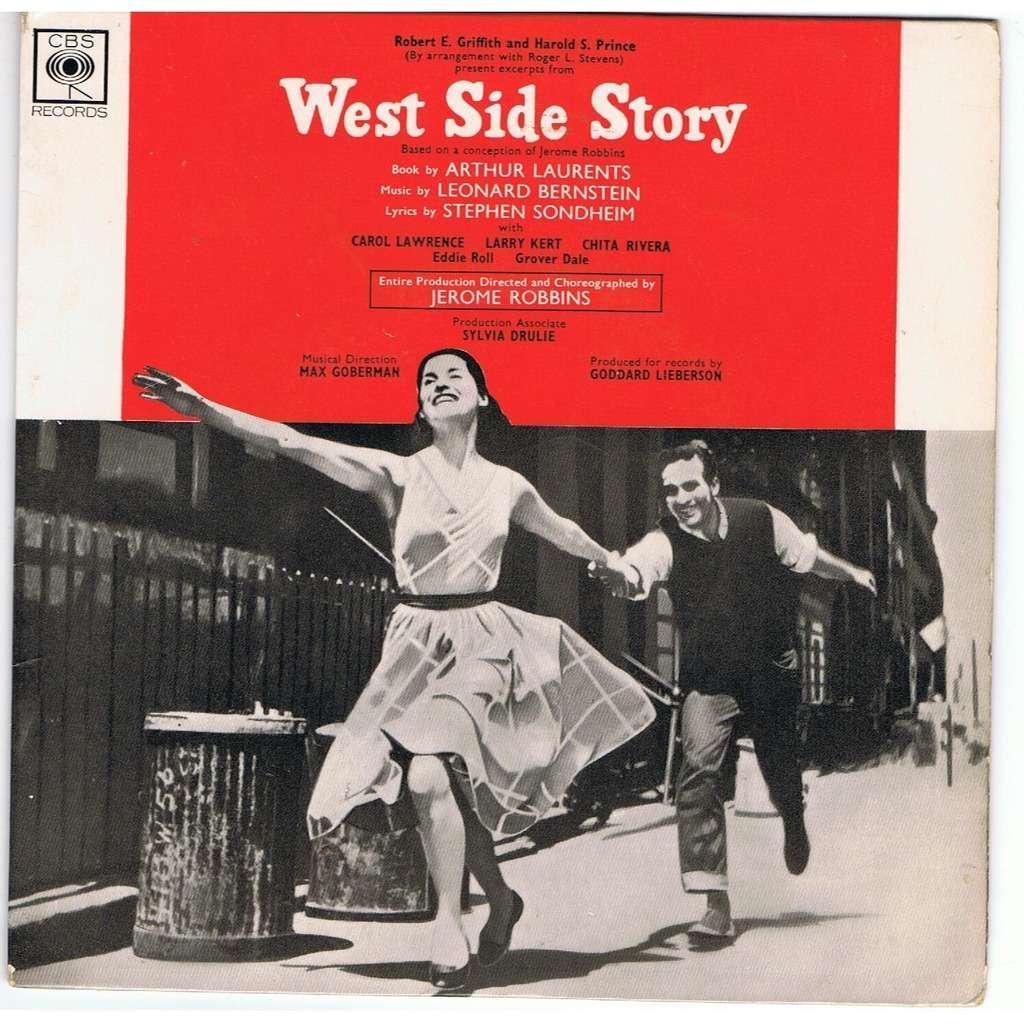 West Side Story 1 I Feel Pretty Gee Officer Krupke Maria
