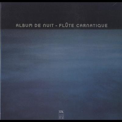TR. Mahalingam flute carnatique - album de nuit