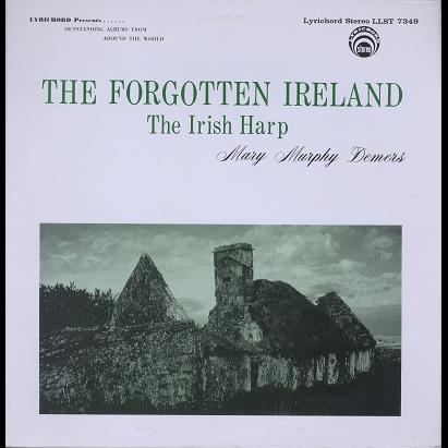 The irish harp the forgotten ireland