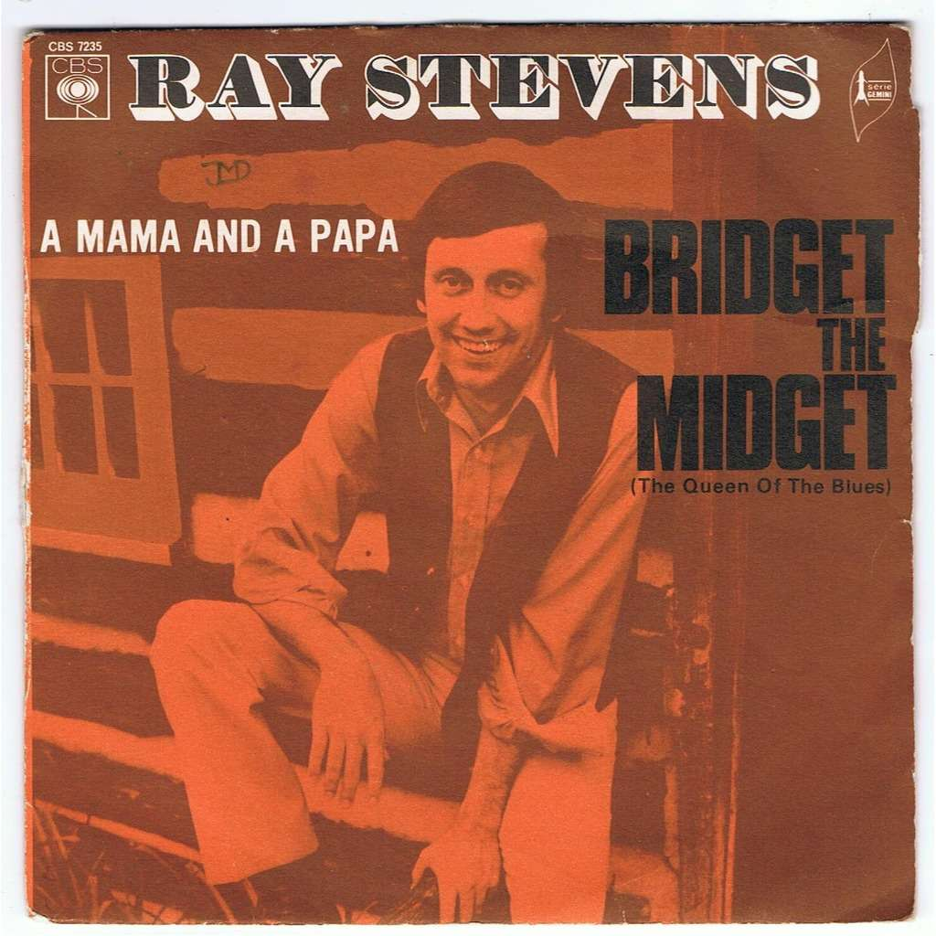 Bridget the midget ray stevens