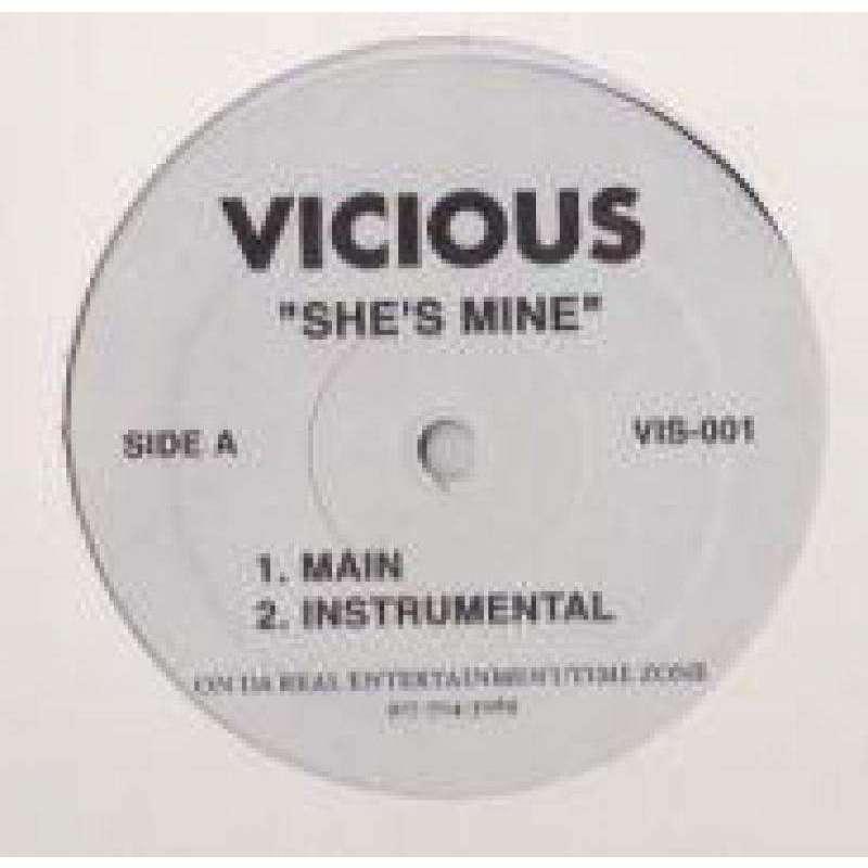 VICIOUS SHE'S MINE