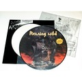 RUNNING WILD - Under Jolly Roger (lp) Ltd Edit Pict-Disc -Ger - 33T