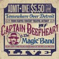 CAPTAIN BEEFHEART & THE MAGIC BAND - Somewhere Over Detroit (2xlp) Ltd Edit Gatefold Poch -U.K - 33T x 2