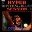 HYPER RHYTHM' N' BLUES SESSION - Hyper Rhythm' n' Blues session - Vol.1 - LP