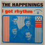 THE HAPPENINGS - I GOT RHYTHM - 45T EP 4 titres