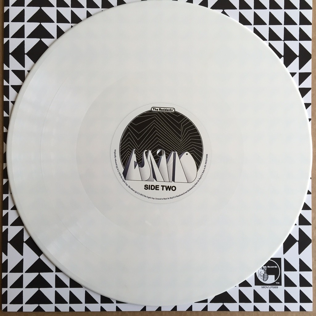 Eskimo By Residents Lp 180 220 Gr With Alexandra66 Ref