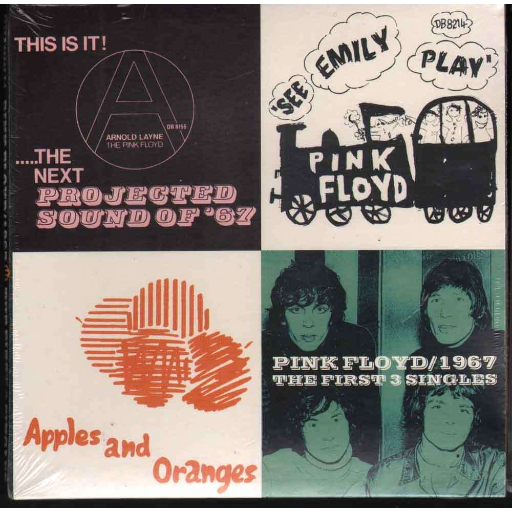 Pink Floyd ? 1967 / The First 3 Singles