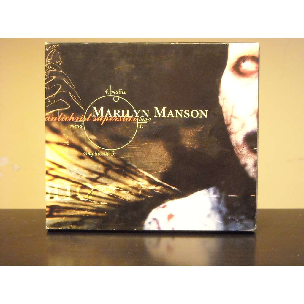 antichrist superstar cd
