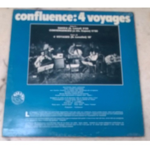 confluence 4 voyages