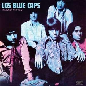 LOS BLUE CAPS PARAGUAY 1969 - 1972 (lp)