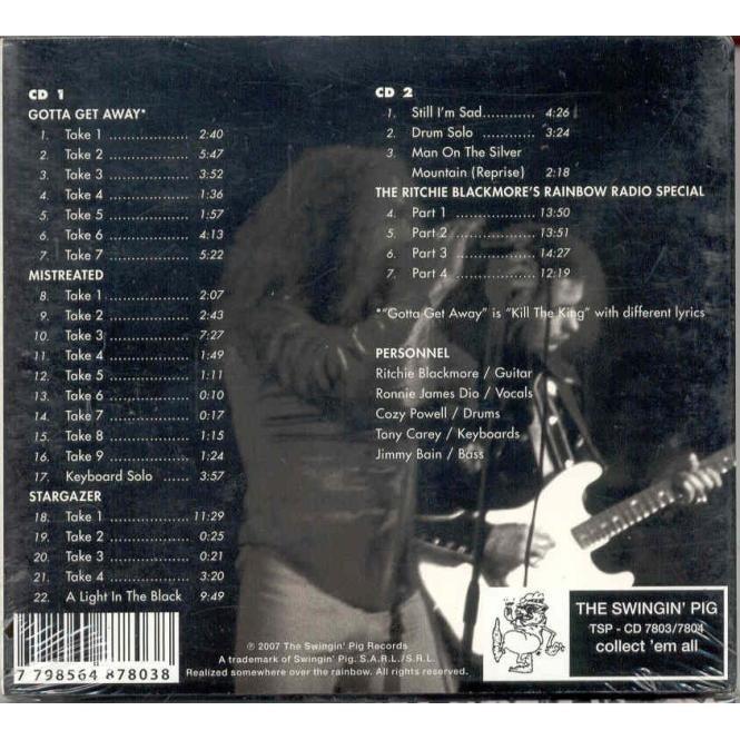 Deep Purple / Rainbow Lost & Never Found (World Tour Rehearsals 1976)
