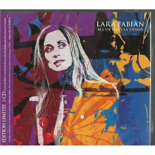 ma vie dans la tienne le secret bonus de lara fabian cd x 2 chez rockinronnie ref 118018791. Black Bedroom Furniture Sets. Home Design Ideas