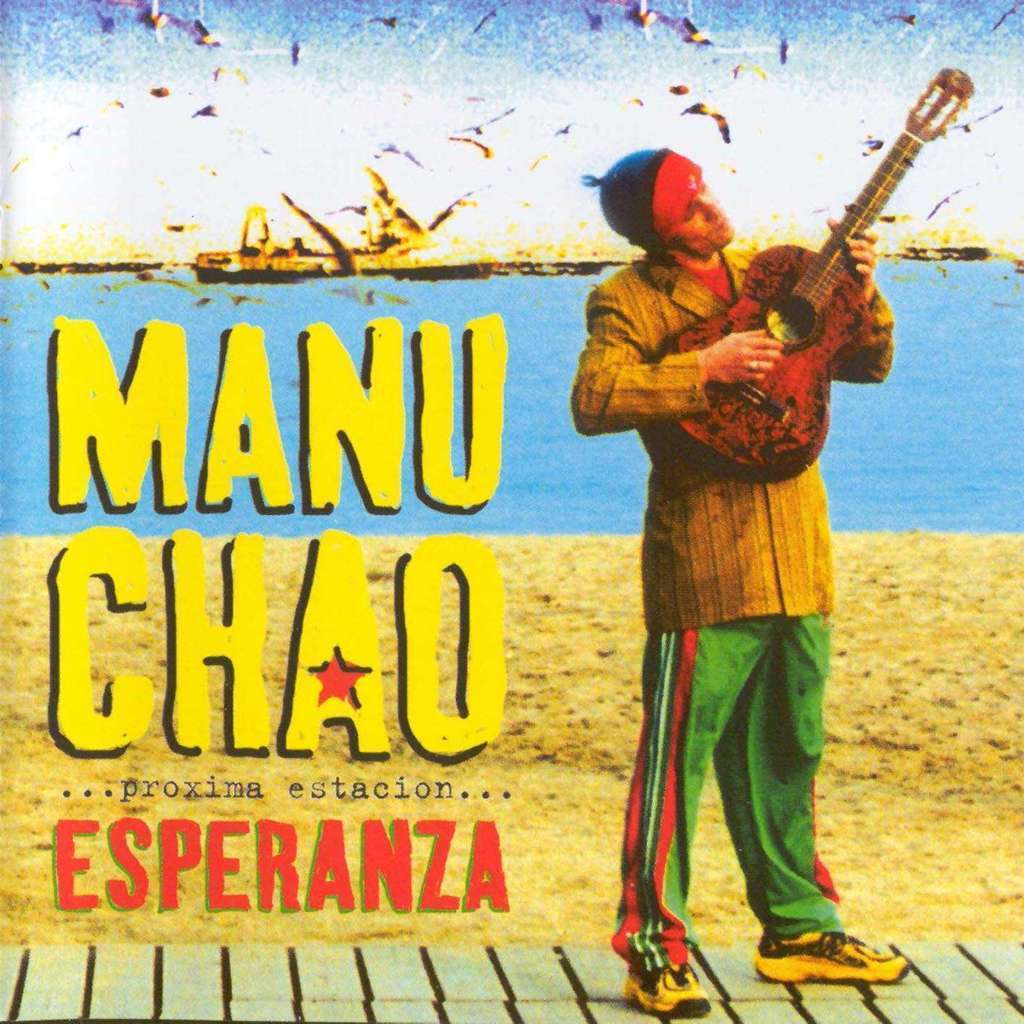 manu chao Esperanza