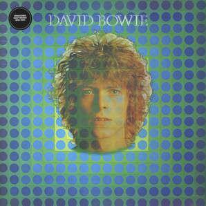 David Bowie David Bowie aka Space Oddity 2015 remaster gatefold